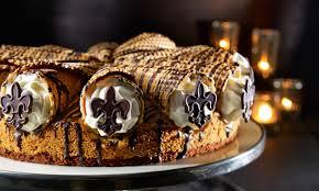 königliche waffel torte