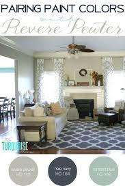 Most Popular Living Room Colors 2017 best 25 revere pewter ideas on pinterest neutral paint