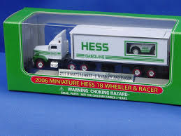 2006 Hess Miniature | Hess Trucks By The Year Guide | Pinterest ... Hess Custom Hot Wheels Diecast Cars And Trucks Gas Station Toy Oil Toys Values Descriptions 2006 Truck Helicopter Operating 13 Similar Items Speedway Vintage Holiday On Behance Collection With 1966 Tanker Miniature 18 Wheeler Racer Ebay Hess Youtube 2012 Rescue Video Review 5 H X 16 W 4 L For Sale Wildwood Antique Malls