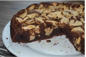 rezept apfel schokoladen kuchen