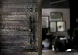 Flooring Rugs Made From Old Leather Belts By TING 5