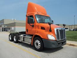 100 Day Cab Trucks For Sale 2011 FREIGHTLINER CASCADIA FOR SALE 75380