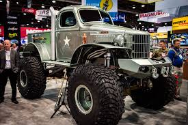 100 Stacey David Trucks Salute Sgt Rock Rare 41 Dodge WWII Pickup Restored As A