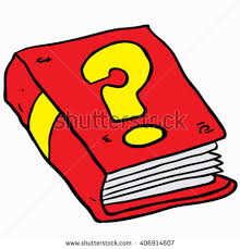 Pin Book Clipart Question Mark 8