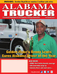 Alabama Trucker, 2nd Quarter 2015 By Alabama Trucking Association ... The Logistics Industry What Will Wilson Trucking Be Like In The Next 7 Years Celadon The New In Distribution Usf Holland Alabama Trucker 1st Quarter 2017 By Association Eden Council Selects Sylvia Grogan For Ward 6 Seat Csx Terminal Shows Off Its Neighbors Blade Terminal Talk December 2014 Pitt Ohio Issuu Conway Freight Trucks Ukrana Deren