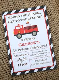Firetruck Truck Birthday Invitation DIY Custom By Apetitesoiree ... Fire Truck Firefighter Birthday Party Invitation Cards Invitations Firetruck Themed With Free Printables How To Nest Book Theme Birthday Invitation Printable Party Invite Truck And Dalataian 25 Incredible Pattern In Excess Of Free Printable Image Collections 48ct Flaming Diecut Foldover By Creative Nico Lala