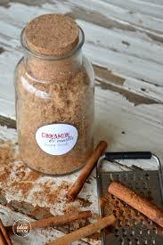 Cinnamon Vanilla Sugar Scrub 11