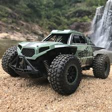 100 Gas Powered Remote Control Trucks RC Cars HighQuality Tires Cars Toy 118 24GHz 20 25kmH Independent Suspension Spring Off Road Vehicle RC Crawler Car