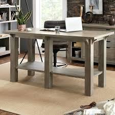 Dining Room Table Desk Urban Farmhouse Computer