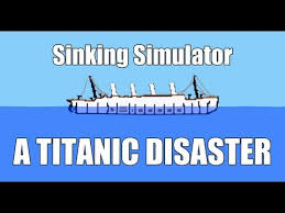 Titanic Sinking Simulation Real Time by Sinking Simulator