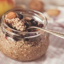 cuisiner les graines de sarrasin porridge de sarrasin et graines de chia recette graines de chia