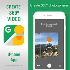 Top 5 Best Free iPhone Camera Apps to Create 360 Panorama Image