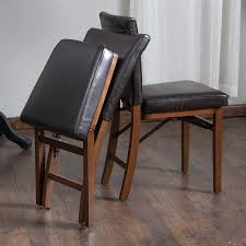 Amazon.com - Rosalynn Brown Leather Dining Chairs (Set Of 2 ... Cheap Folding Machine For Leather Prices Find Brooklyn Teak And Chair A Leather Folding Chair Second Half Of The 20th Century Inca Genuine Brown Bonded Pu Tufted Ding Chairs Accent Set 2 Leather Folding Low Armchair Moycor Marlo Chestnut Sr Living Room Chairsbutterfly Butterfly Chairhandmade With Powder Coated Iron Frame Cover With Pippa Armchair Details About Relaxing Armchair Single Office Home Balcony Summervilleaugustaorg