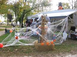 Decorating Ideas Halloween Camp Build A Haunt Pinterest And 161501 Campground