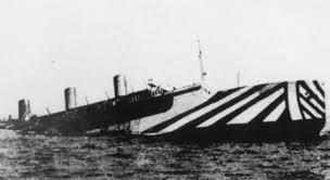 Brittanic Sinking by Brian Benben Daughter