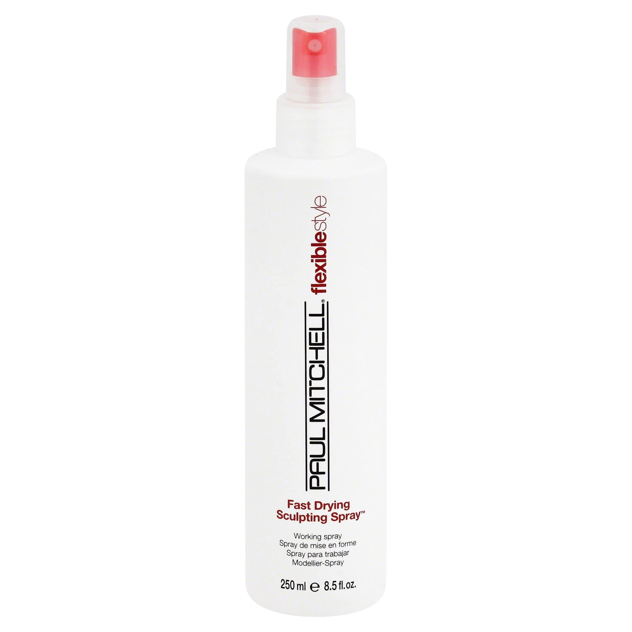 Paul Mitchell Fast Drying Sculpting Hair Spray - 250ml