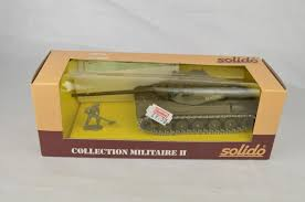 Solido #6060 French AMX-30 Tank 7 1/4