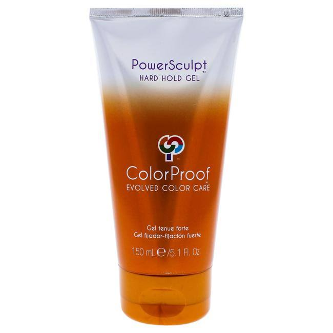 Color Proof Power Sculpt Hard Hold Gel - 5oz