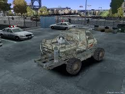 100 Gta 4 Monster Truck Cheat Military Armored For GTA