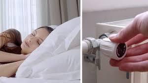 schlaf im winter das ist die perfekte raumtemperatur für gesunden schlaf