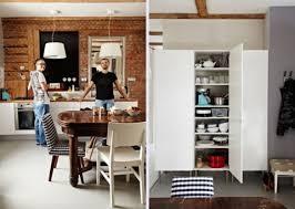 Elegant White Interior Apartment 580x414