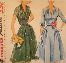 50s Pattern 031 Custom Order Dress