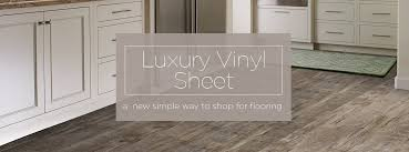 Luxury Sheet Vinyl Flooring