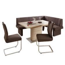 niehoff grandiose eckbankgruppe pia bestehend aus eckbank pia einem schiebeplattentisch und 2 schwingstühlen ideal für ihr esszimmer