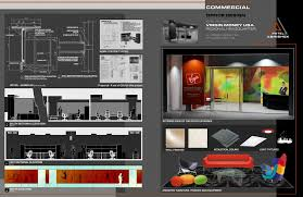interior design portfolio exles professional architecture on