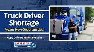 Truck Driver Shortage Means Opportunity For New CDL Drivers
