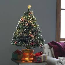 Small Fibre Optic Christmas Trees Uk by Awesome Picture Of Small Fibre Optic Christmas Trees Fabulous