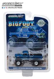 GreenLight 1/64 Bigfoot #1 The Original Monster Truck (1979) - 1974 ...