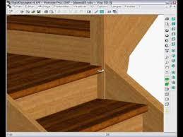 concevoir un escalier avec palier 2 partie