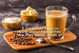 5 Facts You Need To Know About Keto Drinks Are They Really Worth It