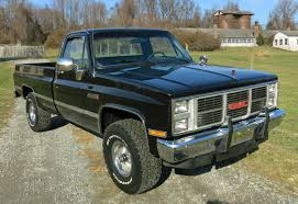 1987 GMC Sierra | Connors Motorcar Company Car Brochures 1987 Chevrolet And Gmc Truck K1001 The Toy Shed Trucks Sierra Connors Motorcar Company Wrangler 12 Tonne For Sale Hemmings Motor News Fast Lane Classic Cars All Of 7387 Chevy Special Edition Pickup Part I 1500 Short Wide Step Side Real Gmc Best Image Gallery 16 Share Download Id 24449 K1006