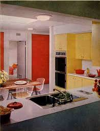 60s Use These Chairs For Tablescape Kitchen YellowKitchen ColorsKitchen IdeasEclectic DesignDesign
