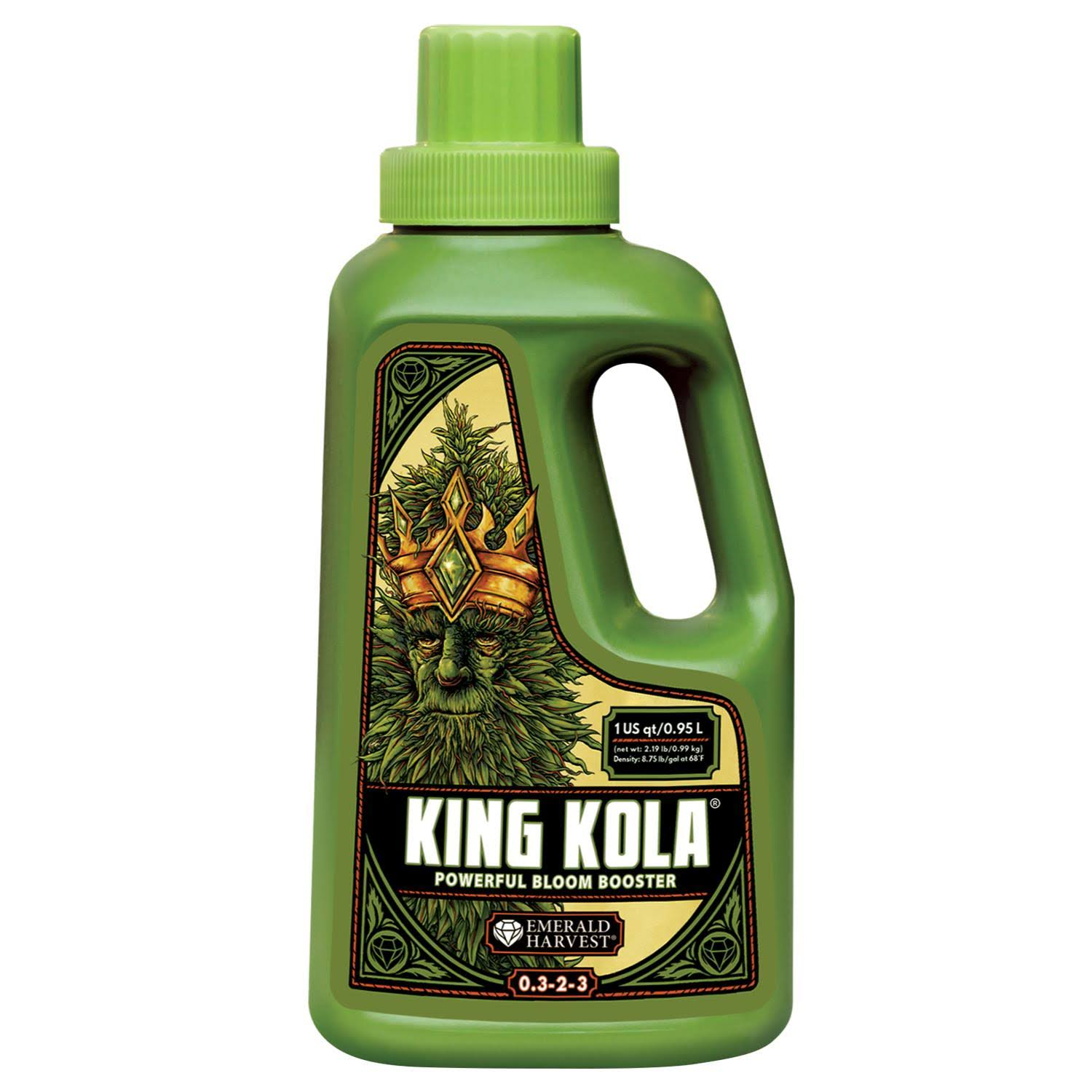 Emerald Harvest King Kola Bloom Booster - 0.95l