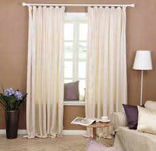 Living Room Curtain Ideas For Bay Windows by Accessories Gorgeous Small White Dining Room Decoration Using