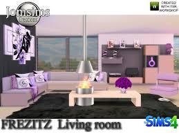 jomsims frezizt modern living room