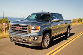 2014 GMC Sierra 1500 SLT Crew Cab 4WD First Drive - Motor Trend 2014 Gmc Sierra Front View Comparison Road Reality Review 1500 4wd Crew Cab Slt Ebay Motors Blog Denali Top Speed Used 1435 At Landers Ford Pressroom United States 2500hd V6 Delivers 24 Mpg Highway Heatcooled Leather Touchscreen Chevrolet Silverado And 62l V8 Rated For 420 Hp Longterm Arrival Motor Lifted All Terrain 4x4 Truck Sale First Test Trend Pictures Information Specs