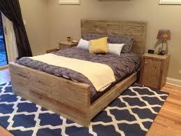 Pallet Bed Frame by Top Diy Pallet Bed Projects Elly U0027s Diy Blog