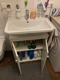 waschtisch weiß komplett mit waschbecken ikea
