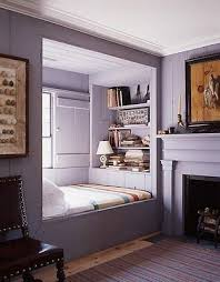 11 Lovely Chambre En Alcove The Bed Nook Idea I D To Curl Up With A Book While It S