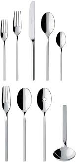 villeroy and boch new wave flatware 64 pc service for 12 by villeroy and boch