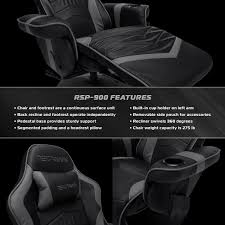 RESPAWN-900 Racing Style Gaming Recliner, Reclining Gaming ... Details About X Rocker Pedestal Gaming Chair With Bluetooth Technology Xl Delta Pro Black Red Brazen Pride 21 Surround Sound Purple Phantom Elite Racing Pc Brazen Wireless Viper Keyboard Shelf Xdream Ultra 41 Review Mayhem Maestro And Evo Audio Gurugear 41channel Caster Game C6110 The Best Gaming Chairs 2019 Gamer