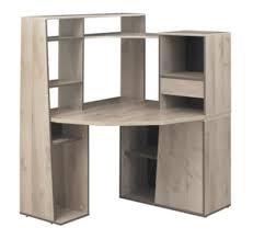 meuble bureau d angle type bureau d angle meuble bureau et ordinateur pas cher but fr