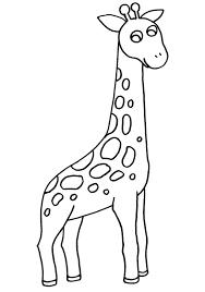 Dibujos Infantiles Para Colorear De Animales Del Zoologico Dibujos
