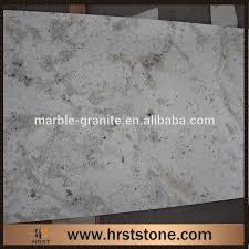 Polished Sri Lanka Andromeda White Granite