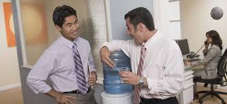 Watercooler talk