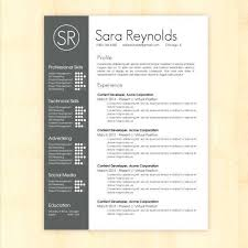 Free Indesign Resume Template Awesome Creative Templates Download Word With